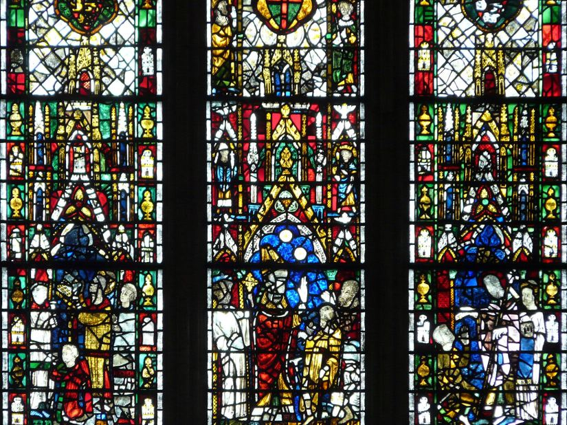 Windows of the World: Stained Glass