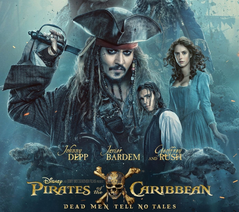 Review: 'Pirates of The Caribbean: Dead Men Tell NoTales'